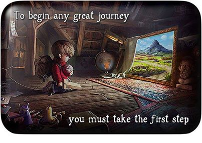 to begin any great journey